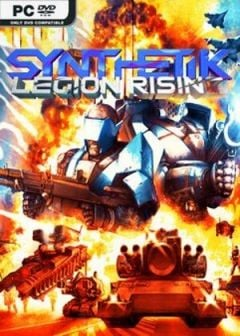 Jaquette de Synthetik : Legion Rising PC