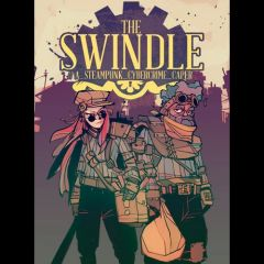 Jaquette de The Swindle PC