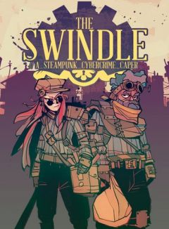 Jaquette de The Swindle Xbox One