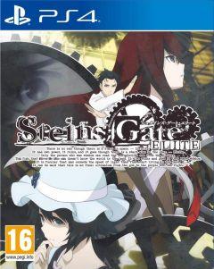 Jaquette de Steins;Gate Elite PS4