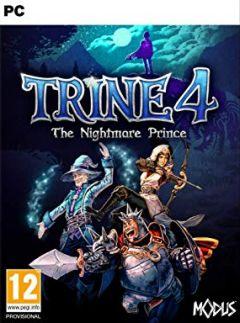 Jaquette de Trine 4 : The Nightmare Prince PC