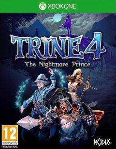 Jaquette de Trine 4 : The Nightmare Prince Xbox One