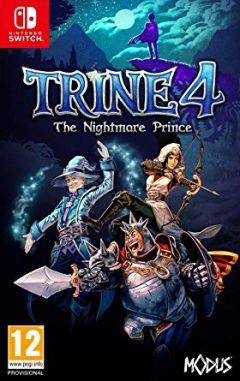 Jaquette de Trine 4 : The Nightmare Prince Nintendo Switch
