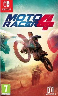 Jaquette de Moto Racer 4 Nintendo Switch
