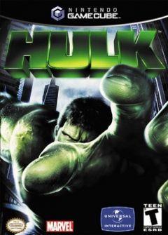Jaquette de Hulk GameCube