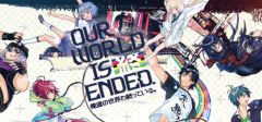 Jaquette de Our World is Ended Nintendo Switch
