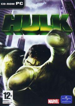 Jaquette de Hulk PC