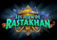 Jaquette de Hearthstone : Les Jeux de Rastakhan Mac