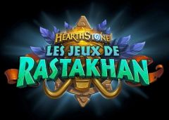 Jaquette de Hearthstone : Les Jeux de Rastakhan iPhone, iPod Touch