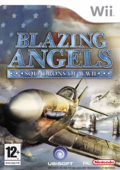 Jaquette de Blazing Angels : Squadrons of WWII Wii