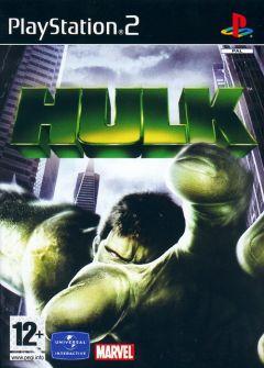 Jaquette de Hulk PlayStation 2