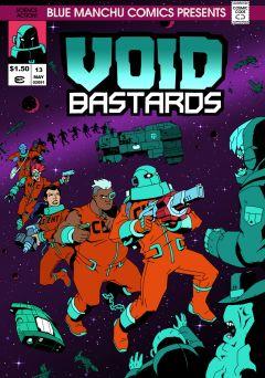 Jaquette de Void Bastards Xbox One