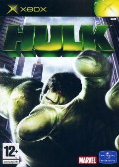 Jaquette de Hulk Xbox