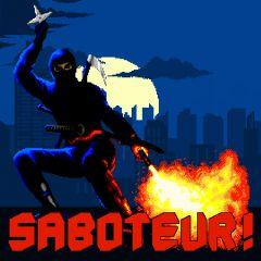 Jaquette de Saboteur ! Nintendo Switch