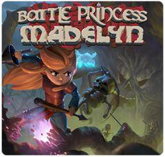 Jaquette de Battle Princess Madelyn PS Vita