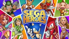 Jaquette de SEGA Heroes Android