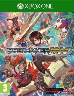 Jaquette de RPG Maker MV Xbox One