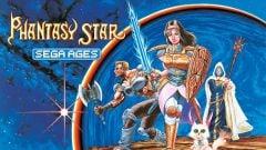 Jaquette de Phantasy Star Nintendo Switch