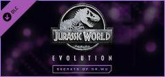 Jurassic World Evolution : Secrets of Dr Wu