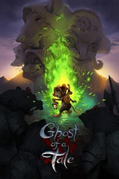 Jaquette de Ghost of a Tale PS4