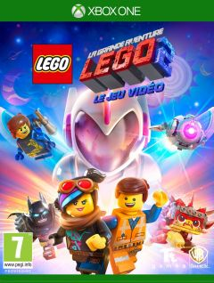 Jaquette de La Grande Aventure LEGO 2 - Le Jeu Vidéo Xbox One