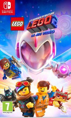 Jaquette de La Grande Aventure LEGO 2 - Le Jeu Vidéo Nintendo Switch