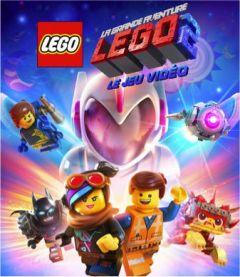 Jaquette de La Grande Aventure LEGO 2 - Le Jeu Vidéo PC