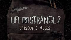 Jaquette de Life is Strange 2 - Episode 2 : Rules PS4