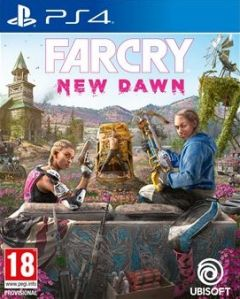 Jaquette de Far Cry : New Dawn PS4