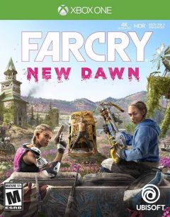 Jaquette de Far Cry : New Dawn Xbox One