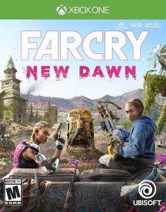Jaquette de Far Cry : New Dawn Xbox One