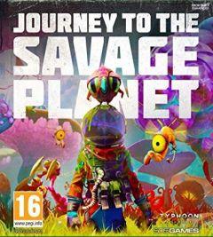 Jaquette de Journey to the Savage Planet PC