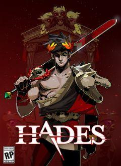 Jaquette de Hades PC