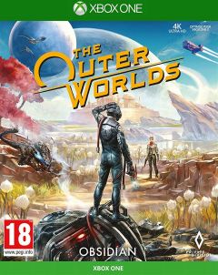 Jaquette de The Outer Worlds Xbox One
