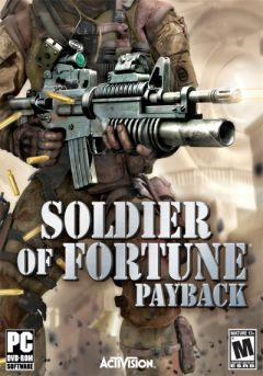 Jaquette de Soldier of Fortune : Payback PC