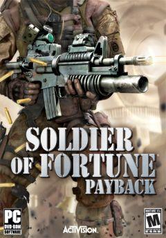 Jaquette de Soldier of Fortune : Payback PC