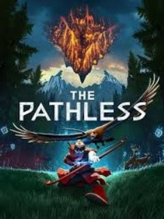 Jaquette de The Pathless PS4