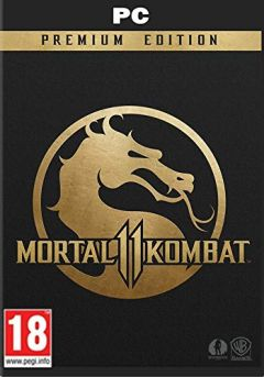 Jaquette de Mortal Kombat 11 PC