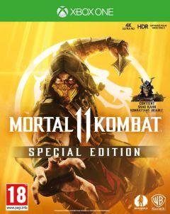 Jaquette de Mortal Kombat 11 Xbox One