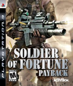 Jaquette de Soldier of Fortune : Payback PlayStation 3
