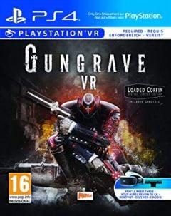 Jaquette de GunGrave VR PS4