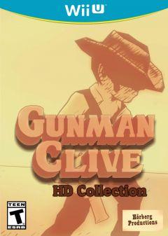 Jaquette de Gunman Clive HD Collection Wii U