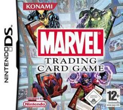 Jaquette de Marvel Trading Card Game DS
