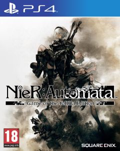 Jaquette de NieR Automata - Édition Game of The YoRHa PS4