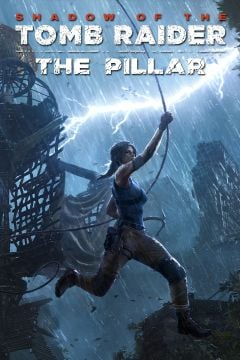 Jaquette de Shadow of the Tomb Raider : The Pillar PS4