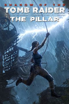 Jaquette de Shadow of the Tomb Raider : The Pillar Xbox One