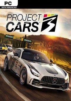 Jaquette de Project CARS 3 PC