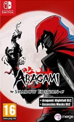 Jaquette de Aragami : Shadow Edition Nintendo Switch