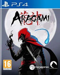 Jaquette de Aragami : Shadow Edition PS4