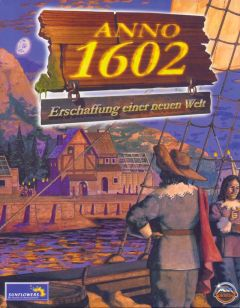 Jaquette de Anno 1602 : Creation of the World PC